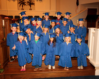 2015 First Baptist PreSchool Graduation