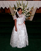 Blessed Sacrament First Communion